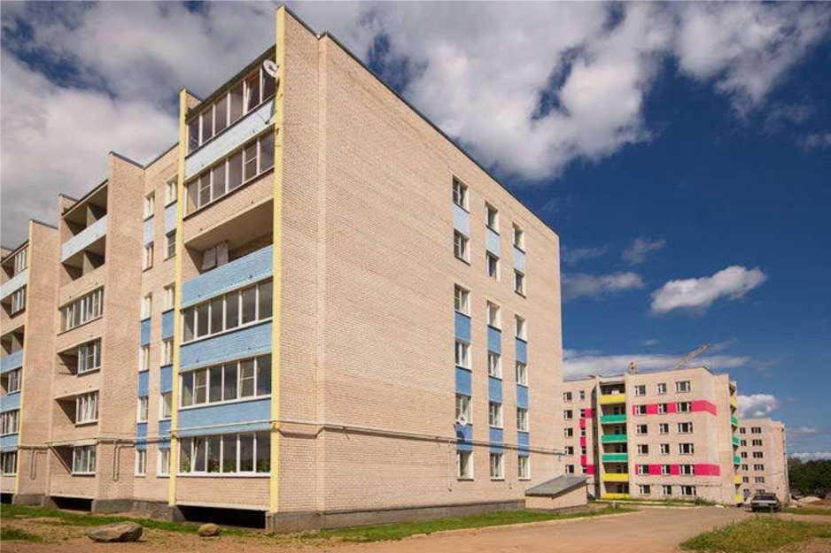 двухкомнатная квартира город Валдай Новгородской области