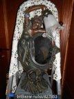 Настольная лампа - зеркало Дама ар нуво Современный Китай