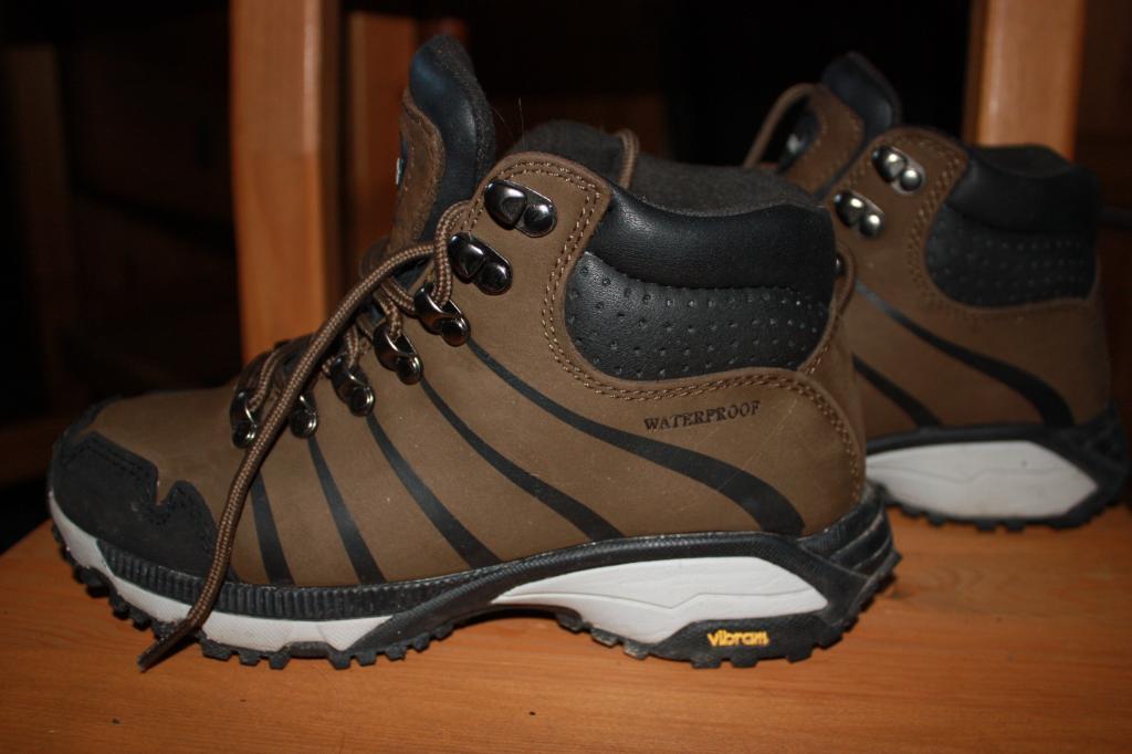 Ботинки ascot kenia vibram (Англия)