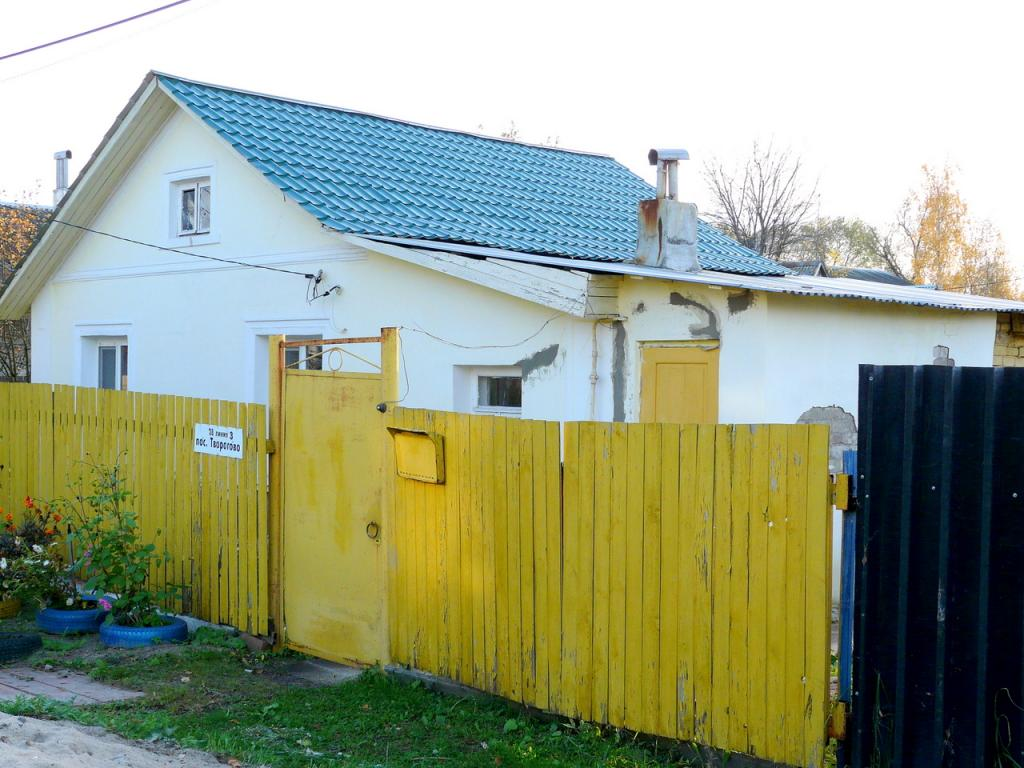 Продам Кирпичный Дом 62 кв.м. 6 Соток в Ярославле — Красноперекопский — Творогово, 28-я линия, д. 3