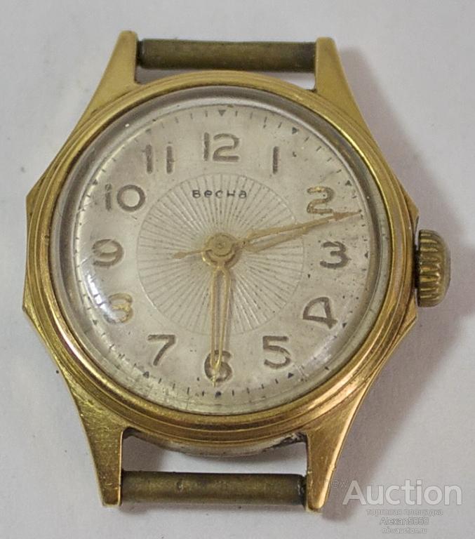 Часы женские Весна Свет Au из СССР