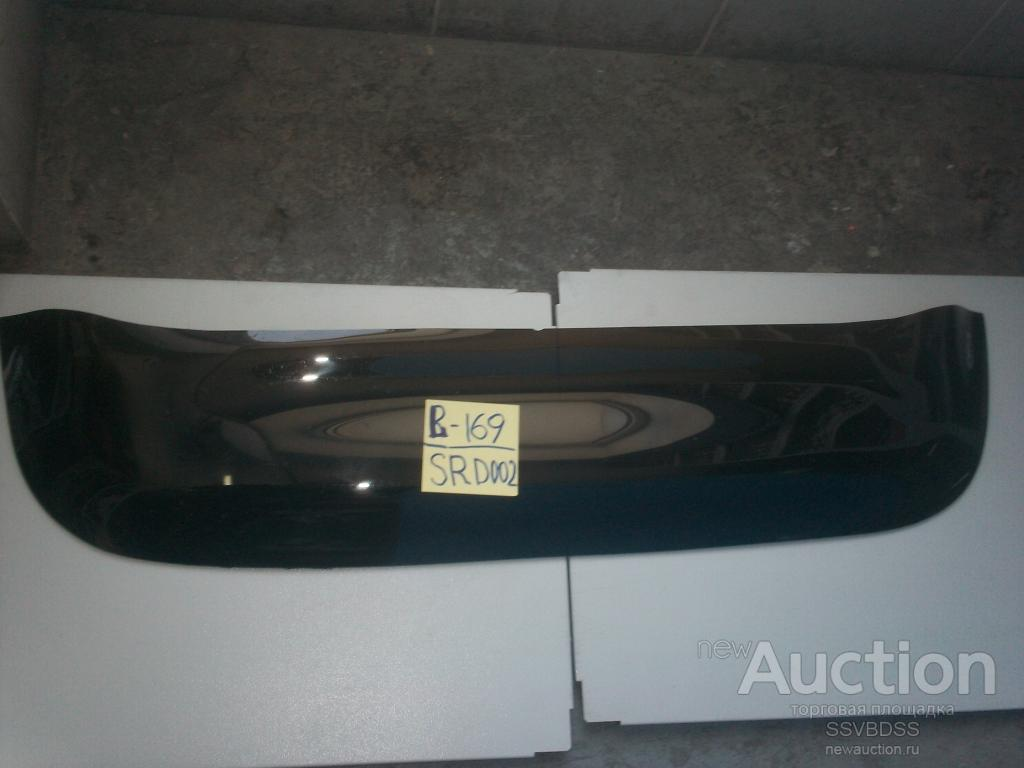 Аирдефлектор люка Toyota LC 80 Airplex