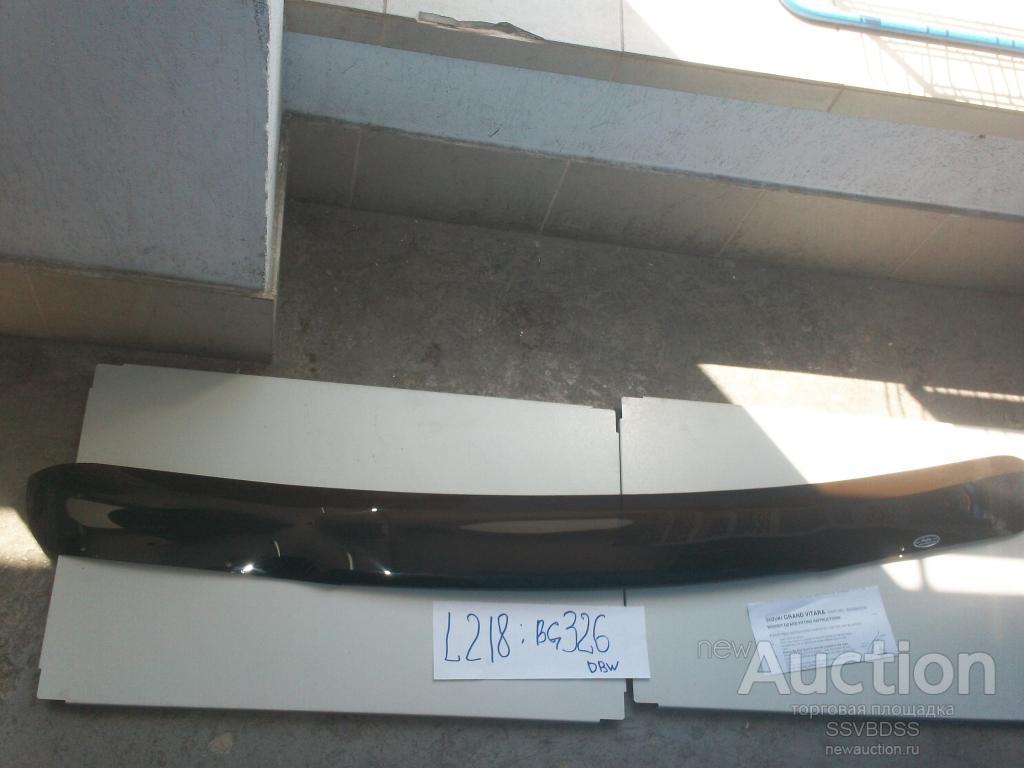 Аирдефлектор капота Suzuki Grand Vitara  1998 - 2005