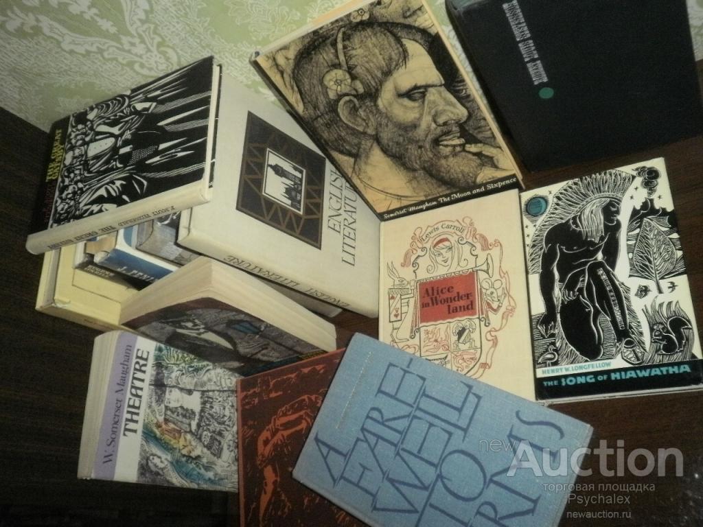 """22 книги АНГЛИЙСКИЙ Хемингуэй Hemingway+Alice in Wonderland+English Literature """"ПРОГРЕСС"""""""