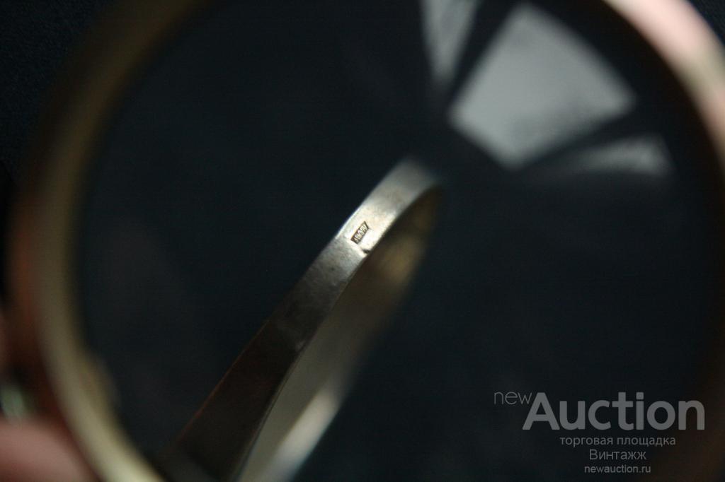 Кольцо печатка СЕРЕБРО 925  клеймо голова в  кокошнике вес 3.30