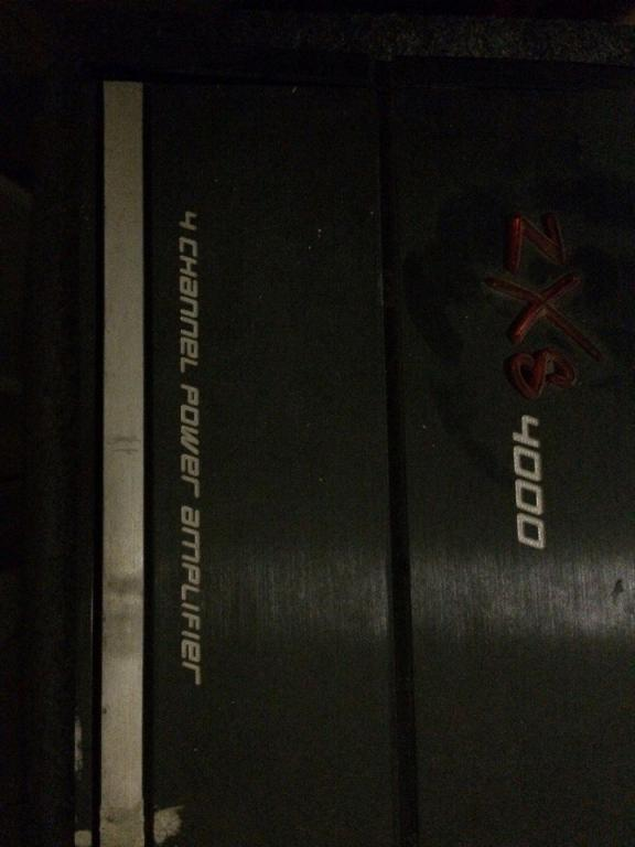 Усилитель автомобильный Mac-Audio MAC ZXS 4000 Четырехканальный