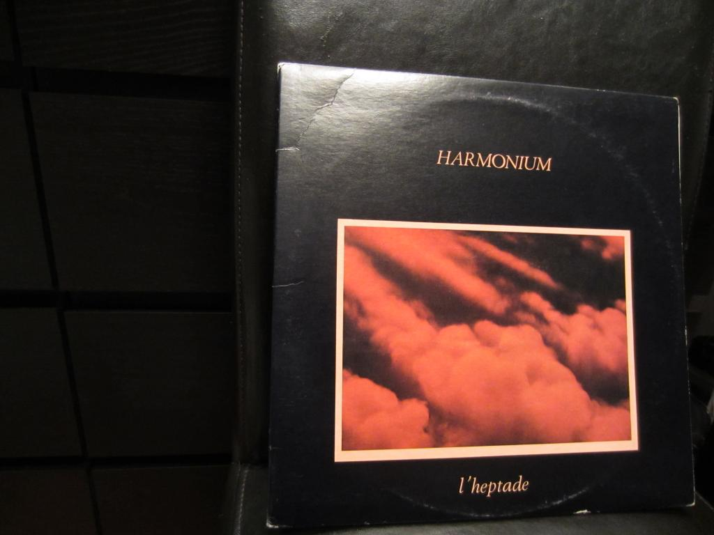 Пластинка Harmonium 1976 - 2 LP