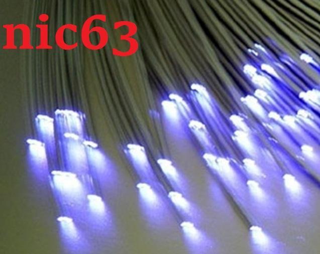 Оптоволоконный оптический кабель световод во внешней защитной оболочке 150 метров 3мм диаметром