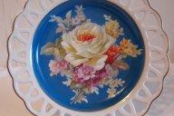 Rosenthal Selb.Ажурная,красивая кол.тарелка.21 см