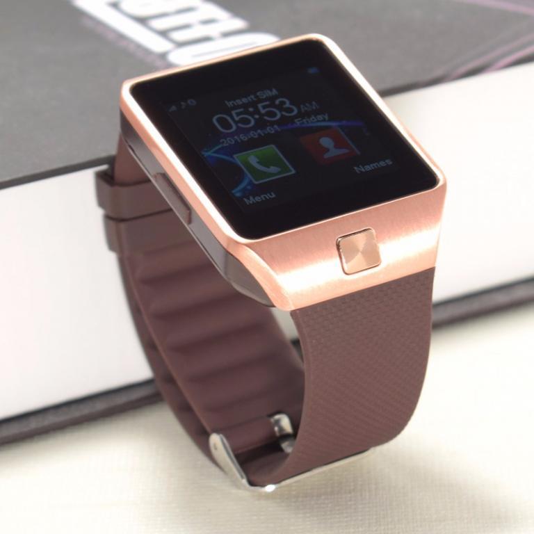 Умные Часы - Телефон Smart Watch Phone DZ09.