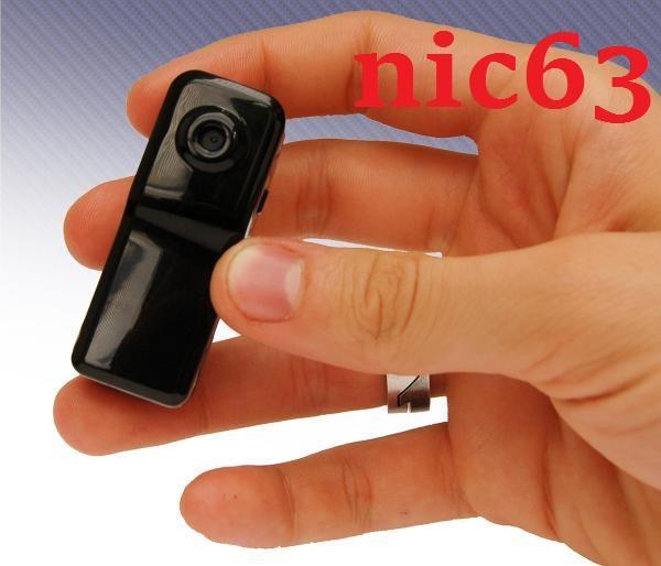 MD80 ВИДЕОРЕГИСТРАТОР ЦВЕТНОЙ mini DV камера цветная виде аудио запись включение на звук
