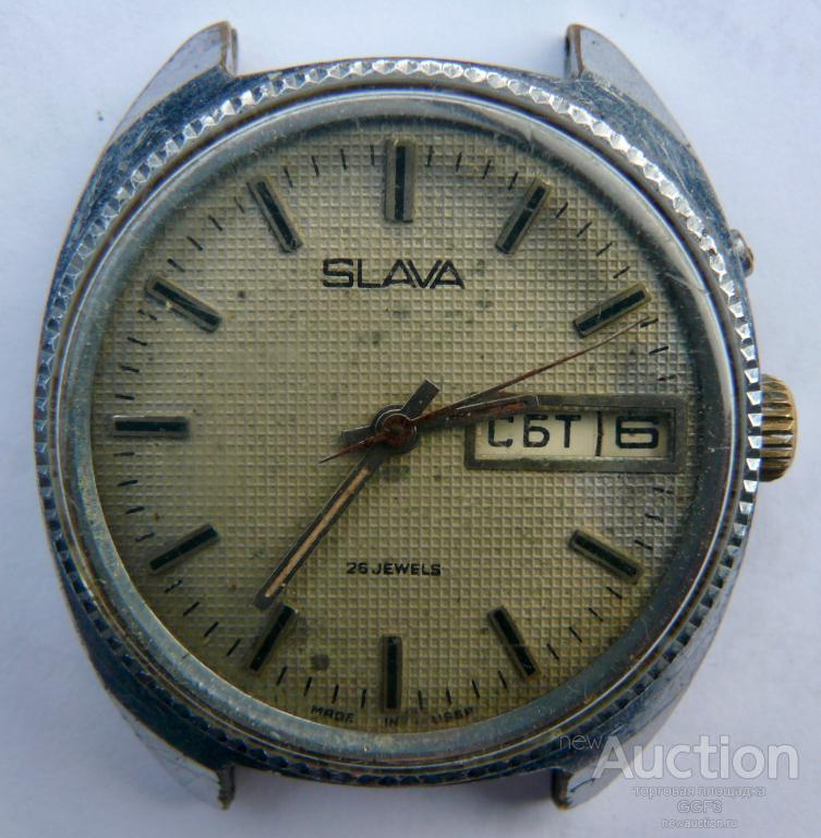 Часы наручные Часы Слава Slava 26 камней cc0978ee9c11b