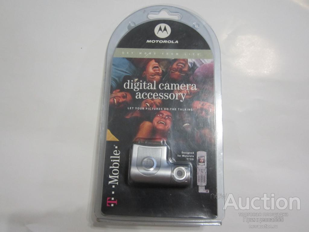 Ретро камера для Motorola