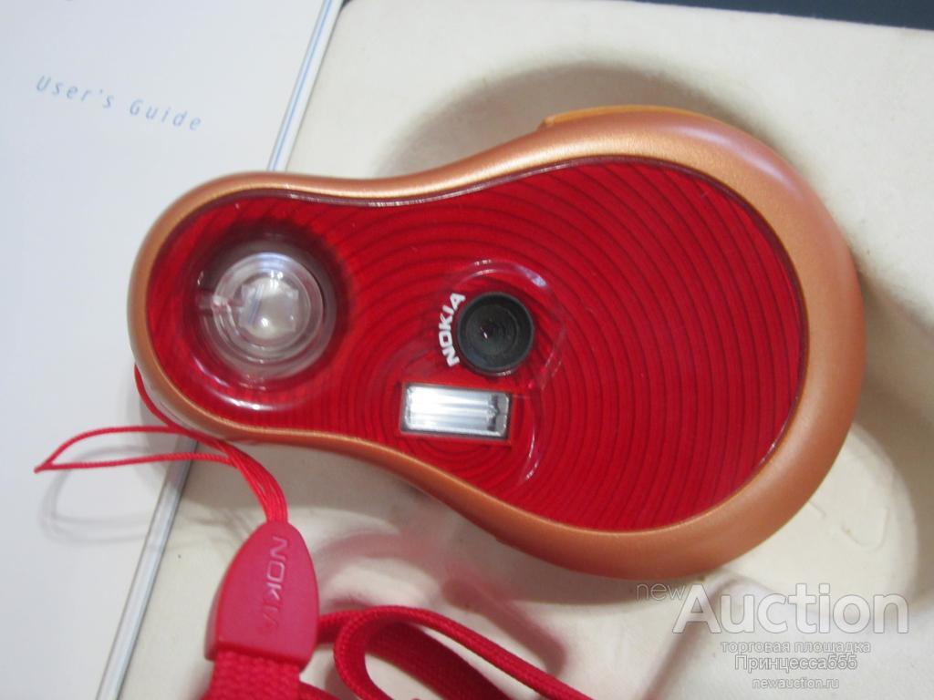 Ретро камера для Nokia НОВАЯ !!!