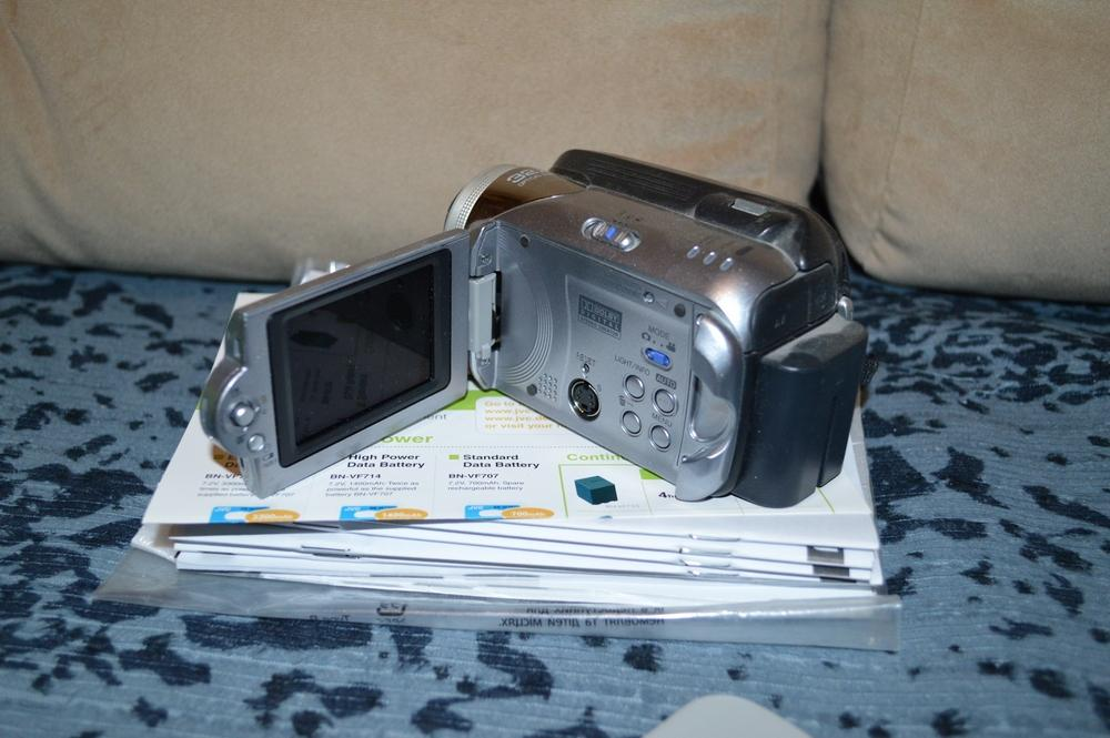 Видеокамера JVC GZ-MG21