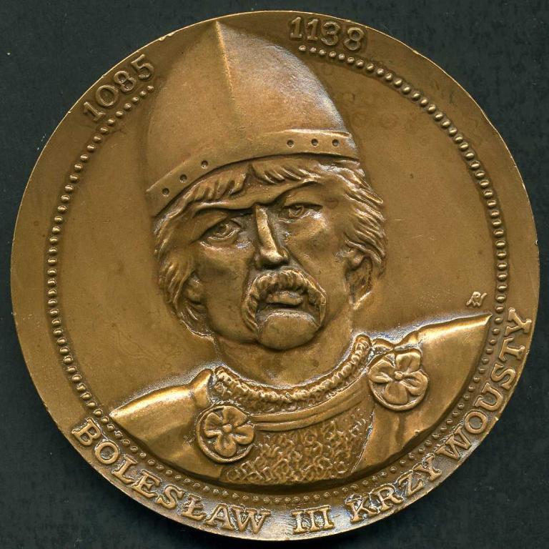 Медаль Болеслав 3.