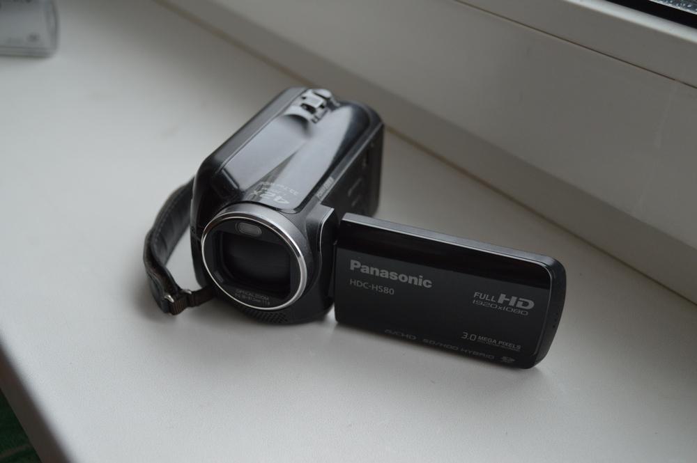 Видеокамера Panasonic HDC-HS80(120гб)