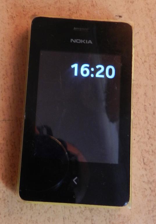 Nokia Asha 500 Dual SIM бу