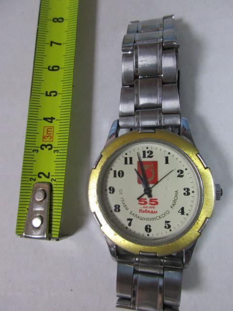 Часы наручные 55 лет победы механизм наручных часов ronda