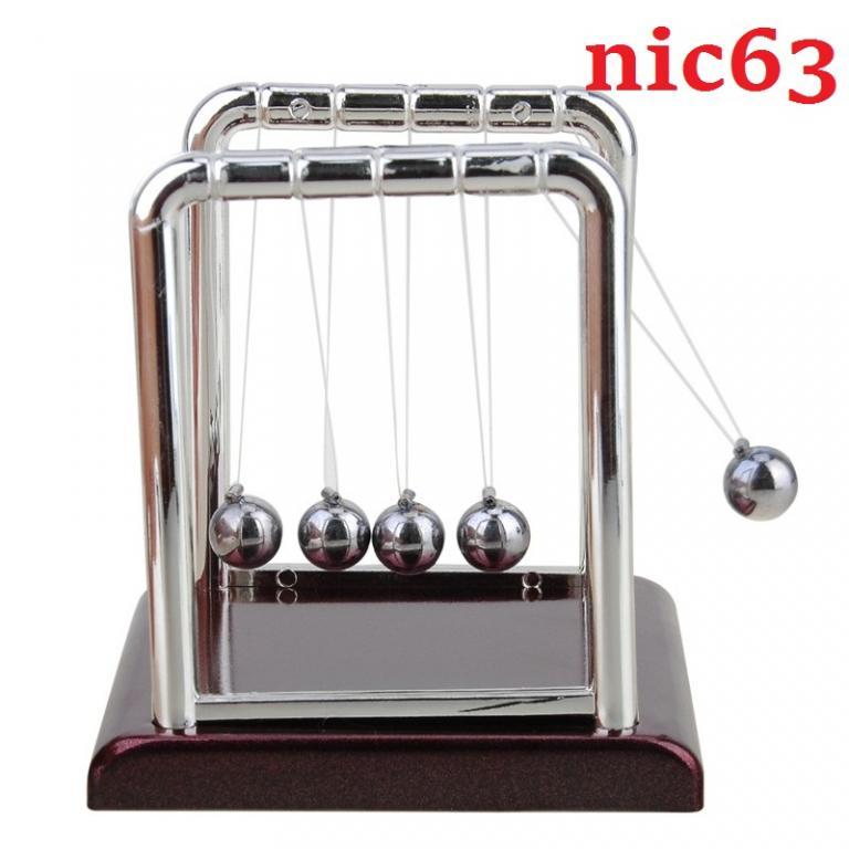 Игрушка маятник Ньютона 82X (Размер М)