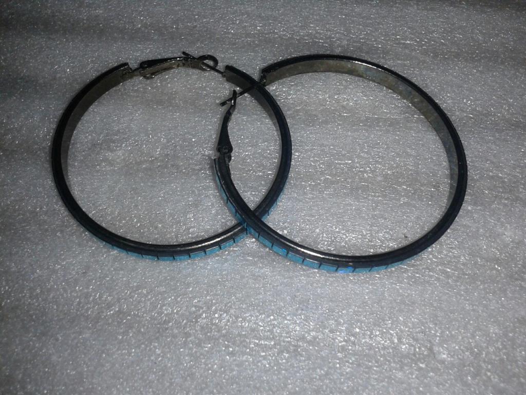 Серьги-кольца. Новые