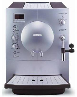 Кофемашина Siemens Surpresso S40 TK 64001