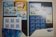 Набор марок Сочи 2014 в 4-х альбомах.