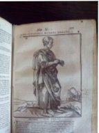 10 книг римских древностей. Лион 1609 год.