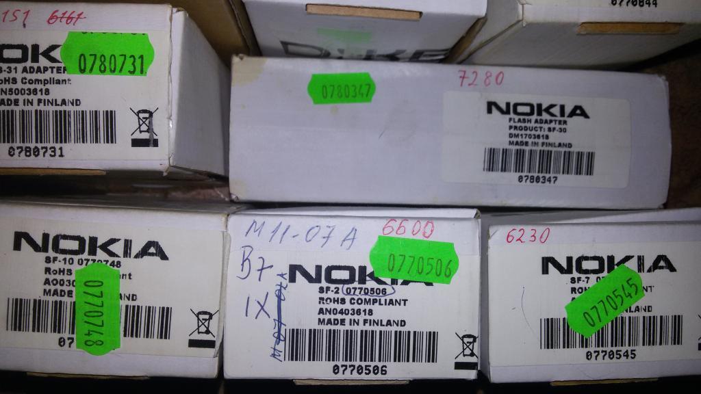 Программаторы для Nokia