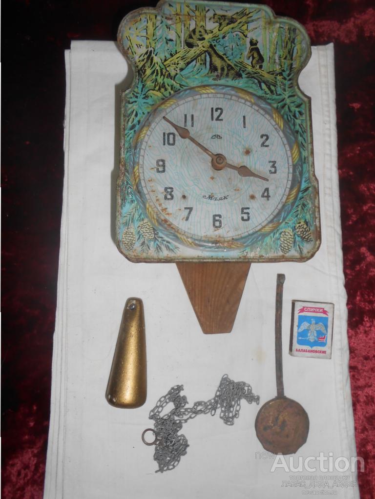 Часы ходики с медведями купить смоленск купить часы с пульсометром