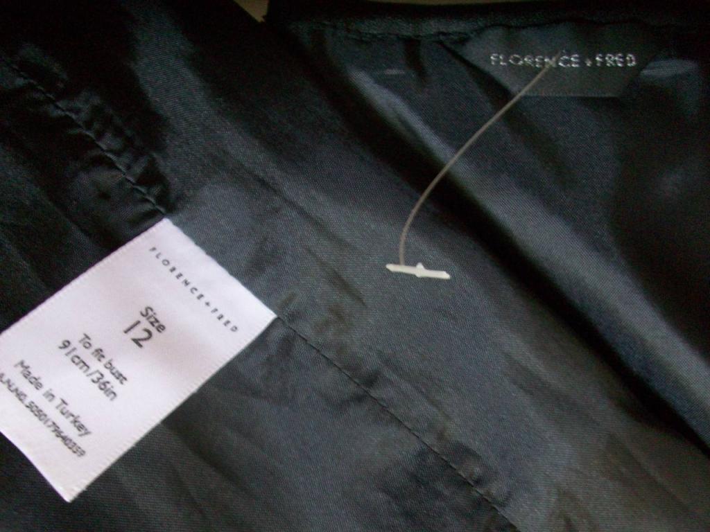 Новое платье Florence+Fred 46-48 габардин стрейч п/э