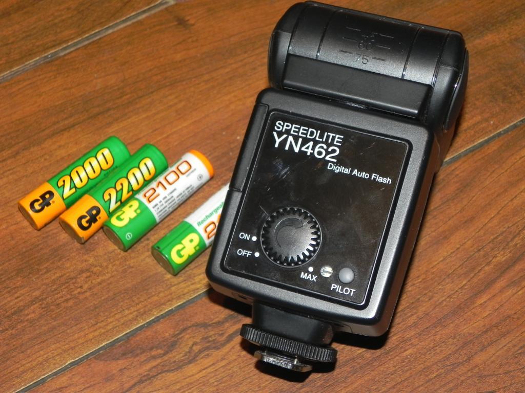 фотовспышка YONGNUO YN462 для фотокамер Nikon, Canon.Pentax