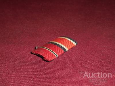 3 рейх,Германия , знак, медаль,орденская планка  офицера, железный крест 2 класс и мороженое мясо