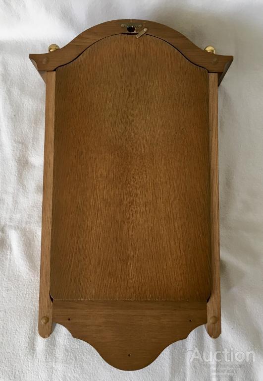 Стар.часы. Плитка Дуб 40 см Германия 2,2 кг