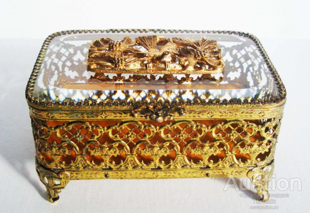 Фото шкатулок с украшениями