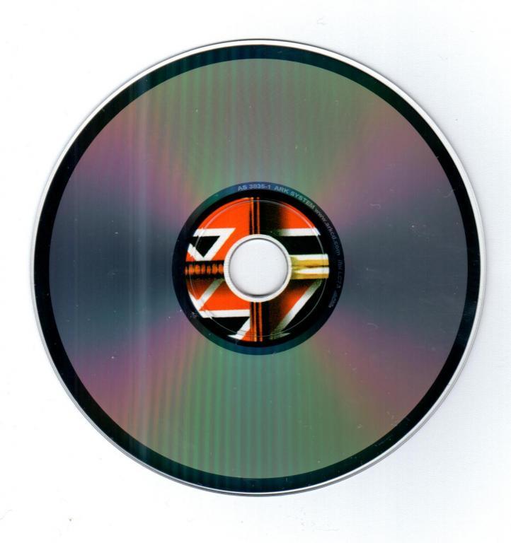 """CD """"Ария. Живой огонь. Часть 1"""". MOROZ RECORDS"""