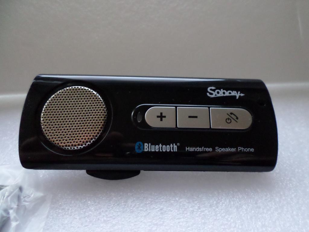 Новый автокомплект громкой связи Bluetooth Soboiy BX-067