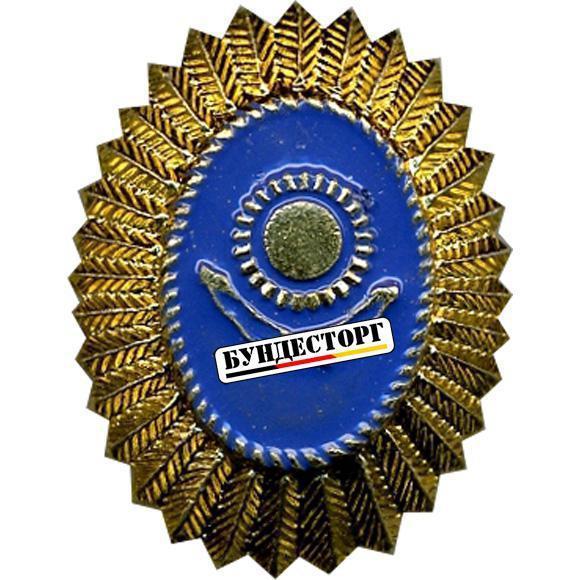Кокарда Казахстан герб