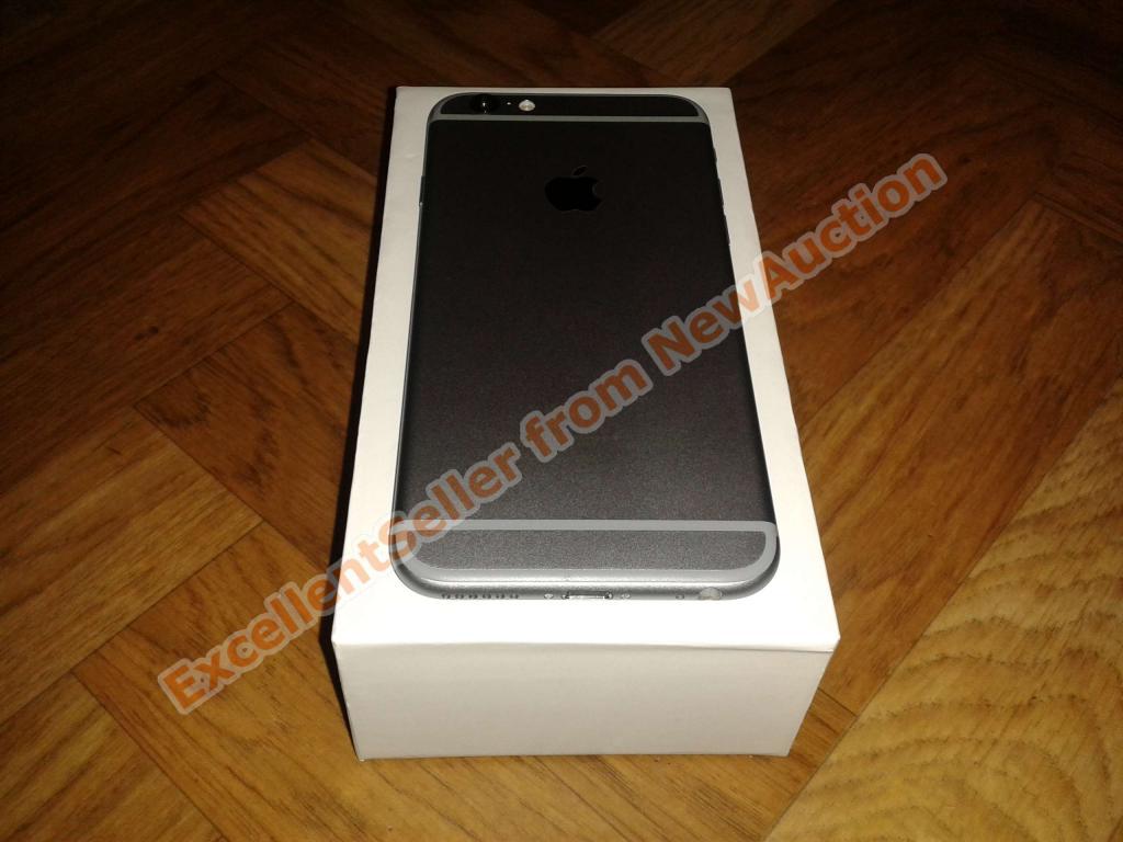  Apple iPhone 6 16GB Space Gray RFB, идеальное состояние, с 1 руб.