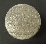 Оттоманская империя (Турция). Золота 1704 год РХ (1115 ГХ). Ахмед III.