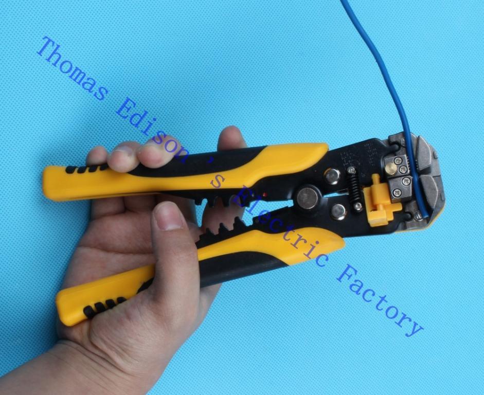 Стриппер LUBAN HS-D1 AWG24-10 для Зачистки Проводов 0.2-6.0мм2.