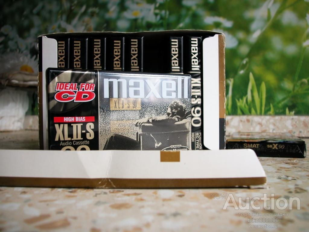 MAXELL XL II S 90