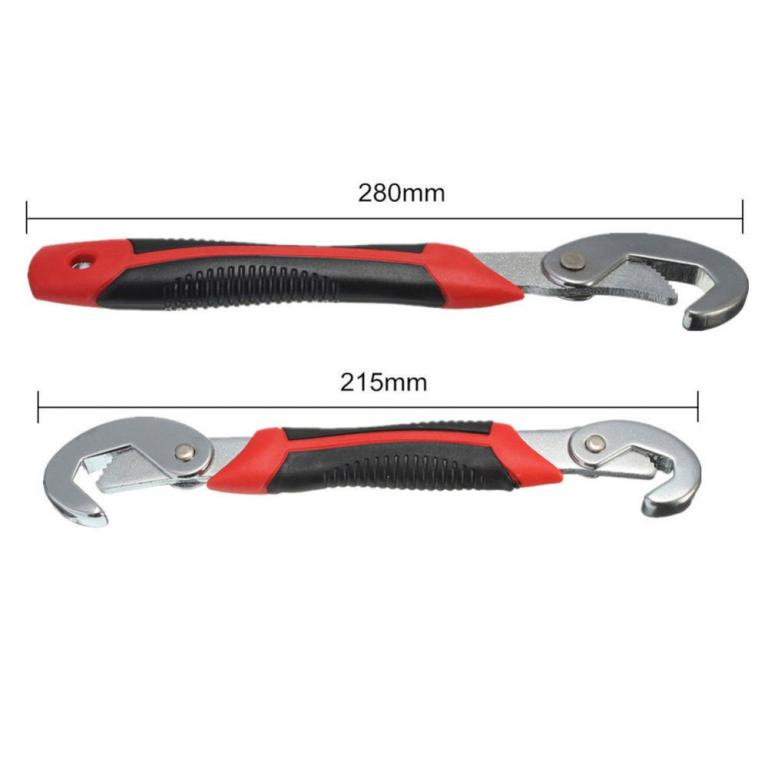 Набор Трубных Накидных Ключей 9-32 мм Snap'N Grip.