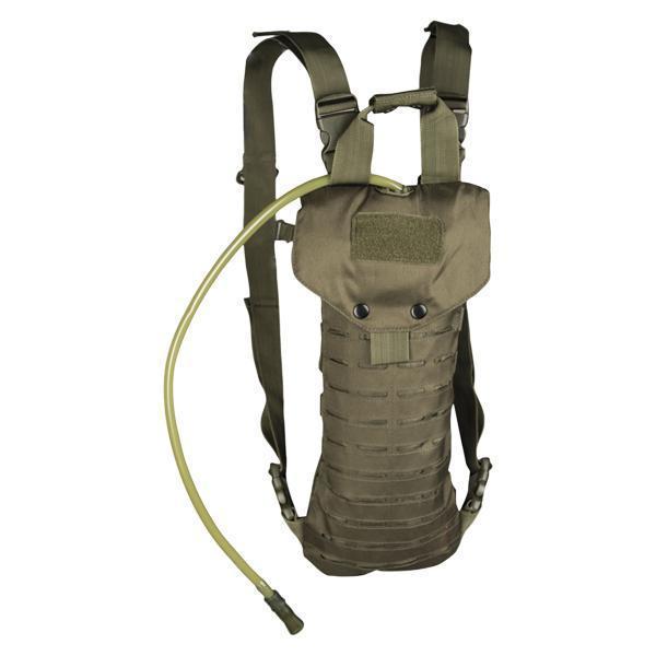 Рюкзак с питьевой системой 2.5 л., цвет оливковый