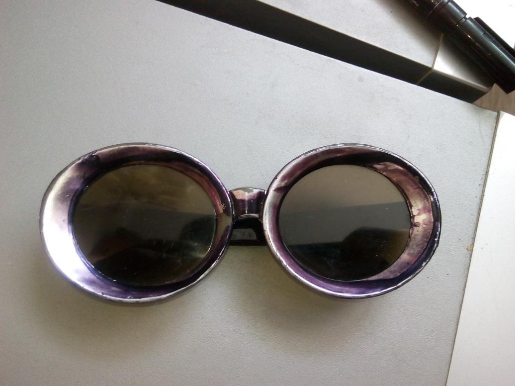 Старые солнцезащитные Очки. Винтаж. Отличное состояние