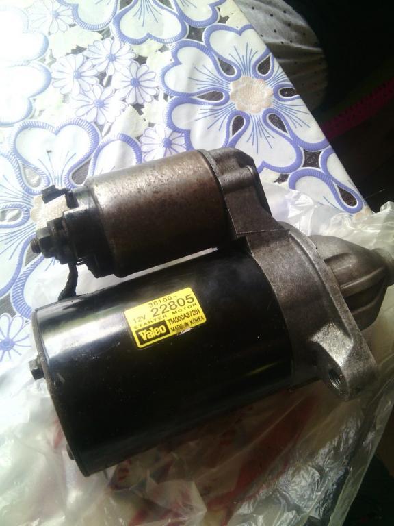 starter motor valeo 36100-22805 12v