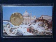 50 евро центов Ватикан 2013 г
