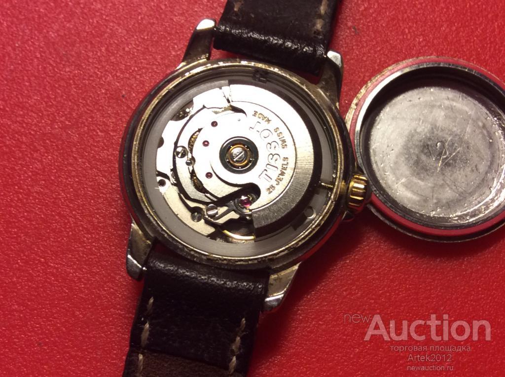Часы женские швейцарские TISSOT