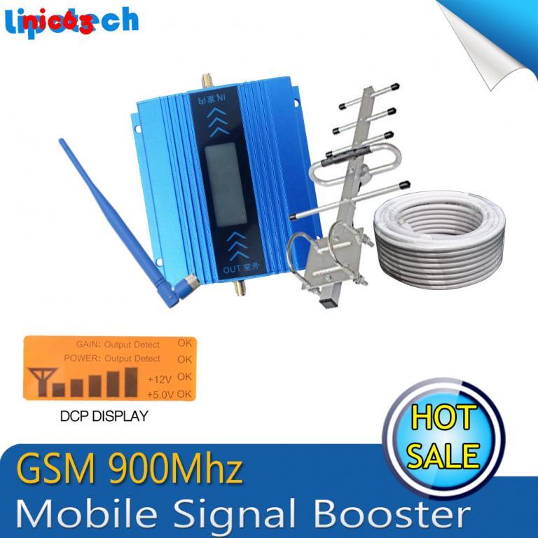 GSM Усилитель Сигнала с высоким диапазоном 900 мГц