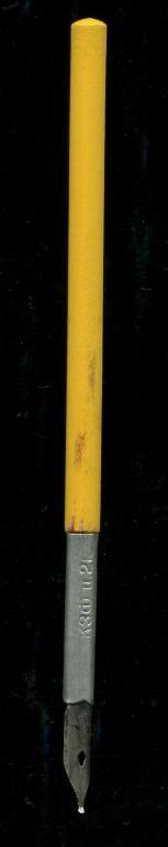 Ручка перьевая ученическая деревянная (6)